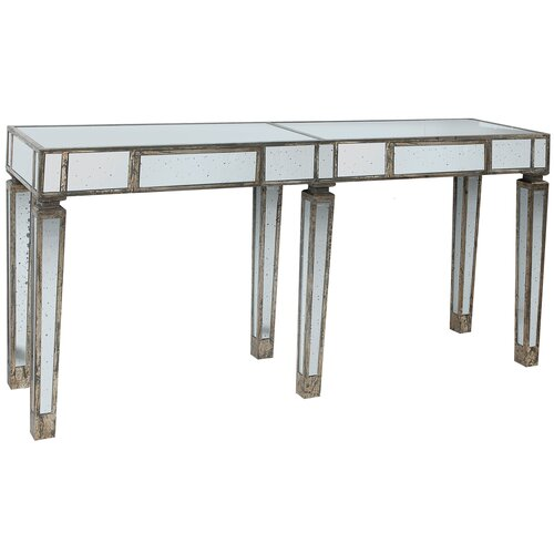 A&B Home Group, Inc Mirror Console Table