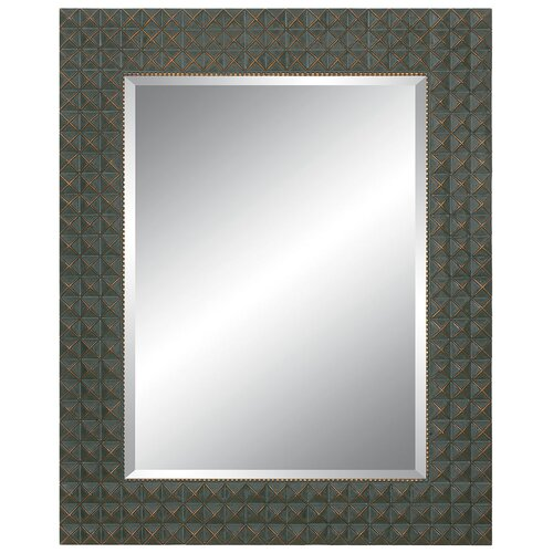 Imagination Mirrors Richly Embossed Wall Mirror