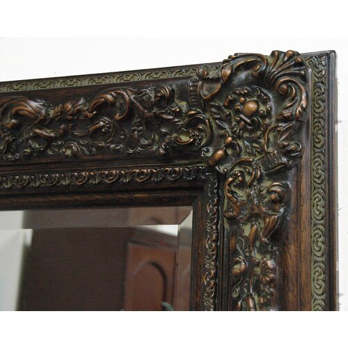 Imagination Mirrors Intricate Vines Wall Mirror