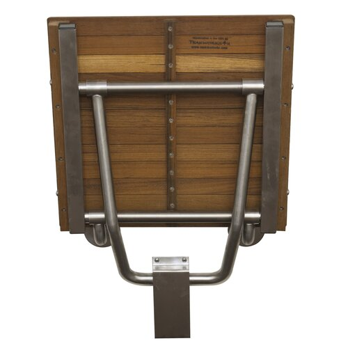 Teakworks4u Teak Shower Transfer Bench/Seat
