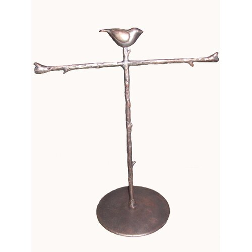 TAG Free Standing Songbird Guest Towel Holder