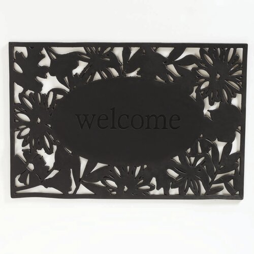 TAG Welcome Rubber Doormat