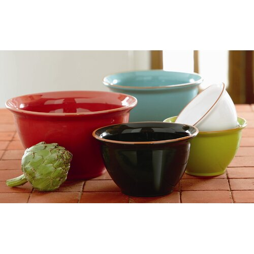 TAG Glazed Mixing Bowl