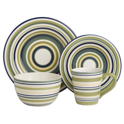 TAG Sonoma 16 Piece Dinnerware Set