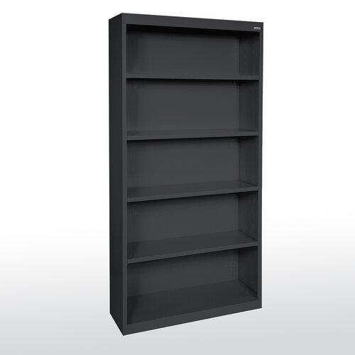 "Sandusky Cabinets Deep 72"" Bookcase"