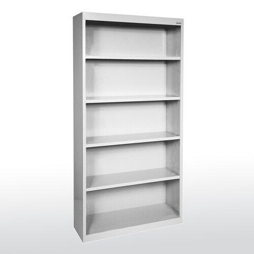 """Sandusky Cabinets Extra Large 72"""" Bookcase"""