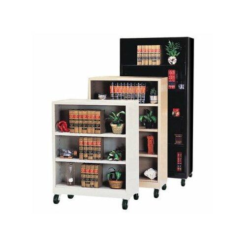 "Sandusky Cabinets Mobile 58"" Bookcase"