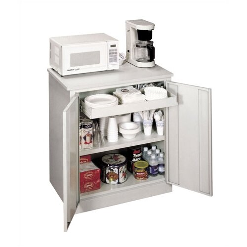 "Sandusky Cabinets 36"" Refreshment Center Machine Stand"