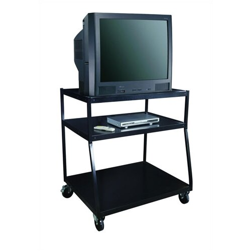 Sandusky Cabinets Wide Body TV Monitor Cart