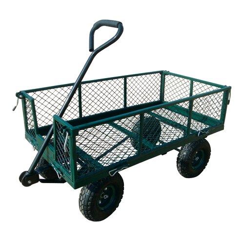 Sandusky Cabinets Crate Wagon Platform Dolly