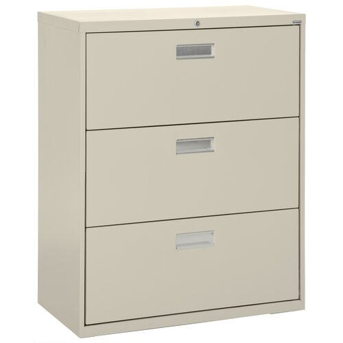Sandusky Cabinets 3-Drawer  File