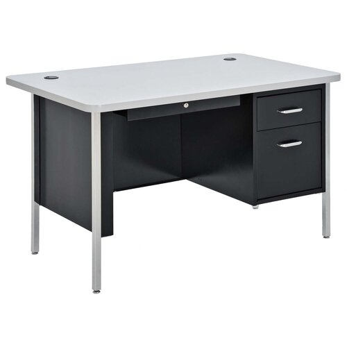 Sandusky Cabinets Executive Desk with Drawers