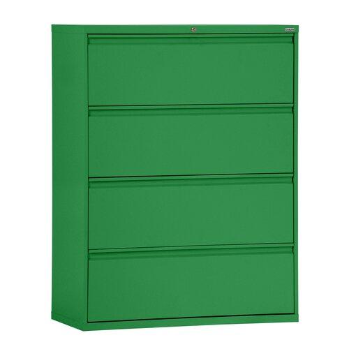 Sandusky Cabinets 800 Series 4-Drawer  File