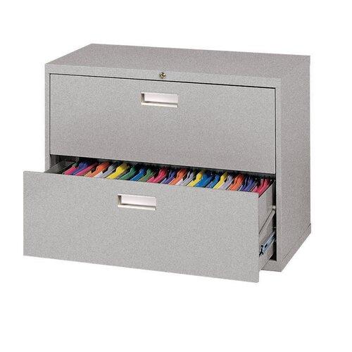Sandusky Cabinets 600 Series 2-Drawer  File Cabinet
