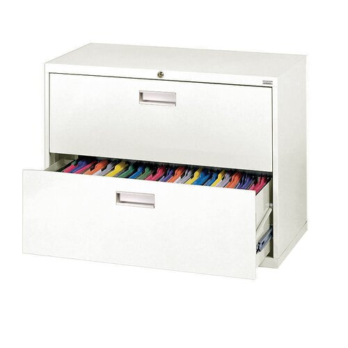 Sandusky Cabinets 600 Series 2-Drawer  File Cabinet