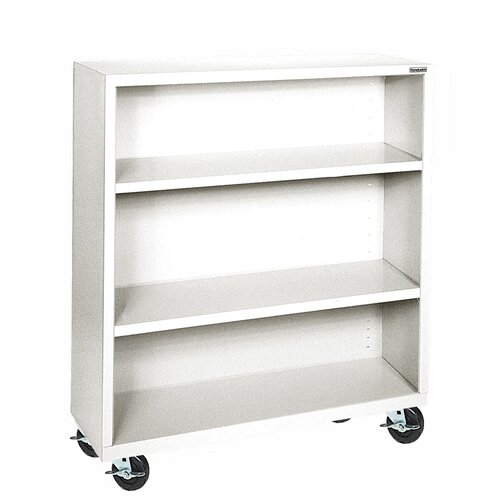 "Sandusky Cabinets Elite Series Mobile 42"" Bookcase"