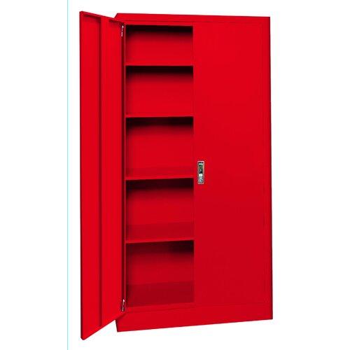 "Sandusky Cabinets Elite Radius Edge 36"" Stationary Storage Cabinet"