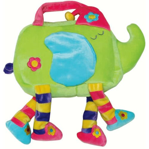 Kid's Plush Bags Ellie Sleepwalkers Overnite Bag