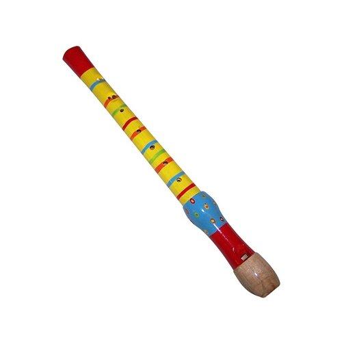 Sassafras Kid's Striped Recorder