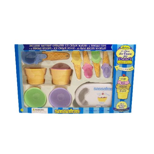 Sassafras Deluxe Ice Cream Lovers Kit