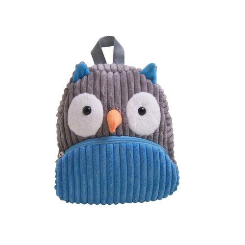 Sassafras Owl Cuddle Bag Pack