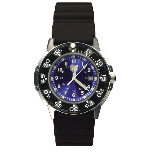 41200 Series Dive Watch with Blue Face