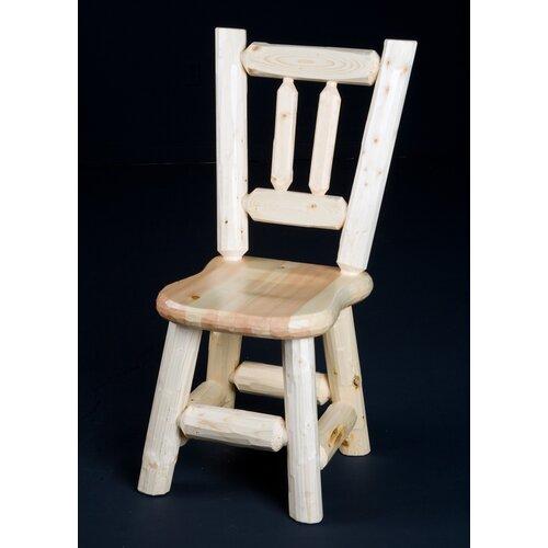 Log Desk Chair