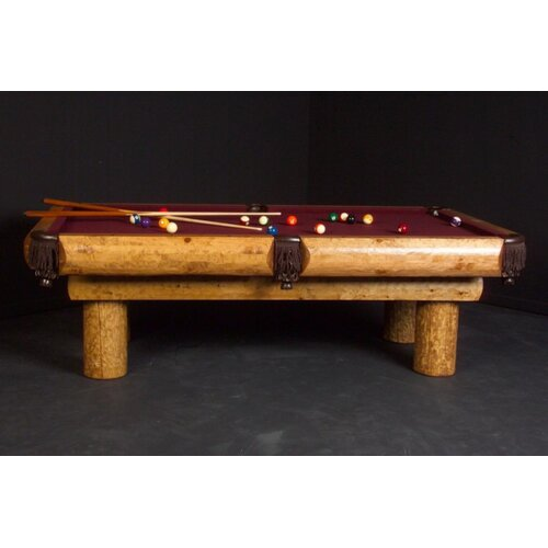 Red Cedar 8' Pool Table