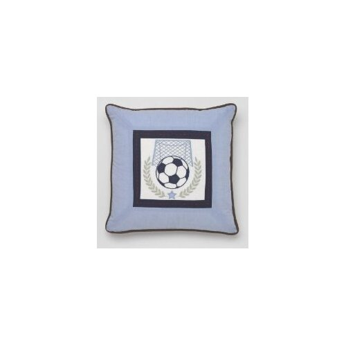 Whistle and Wink Vintage Sports Decorative Pillow