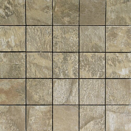 Epoch Architectural Surfaces Porcelain Mosaic in Autumn Slate