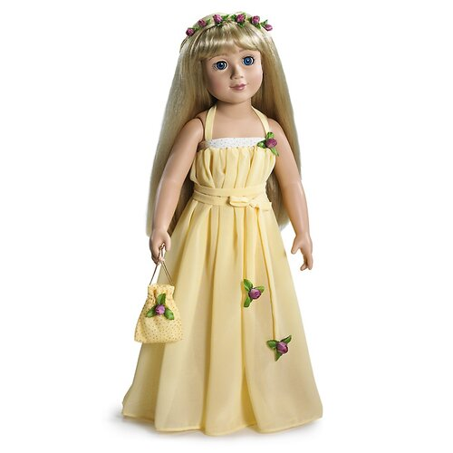 "Carpatina Splendor Outfit for 18"" Slim Dolls"