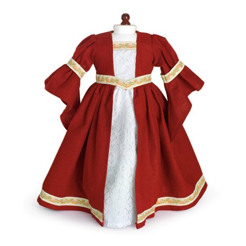 Carpatina American Girl Dolls Renaissance Princess Dress