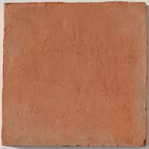 Terra Cotta Cuadrado Unpolished Tile In Orange