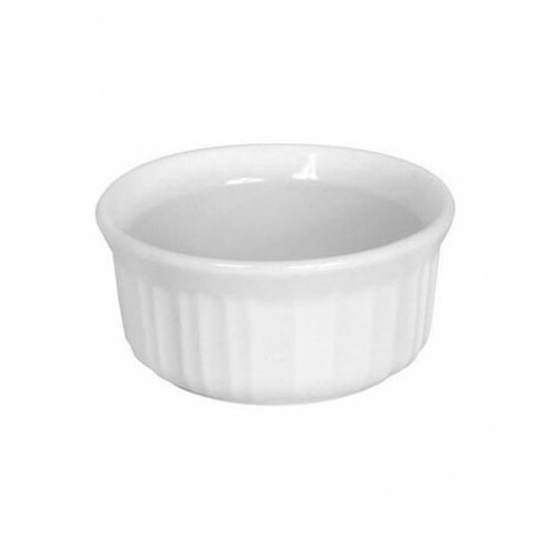French White 7 oz. Ramekin