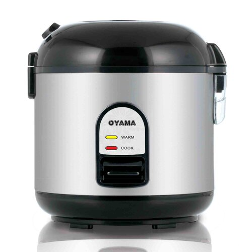 Oyama Rice Cooker, Warmer and Steamer