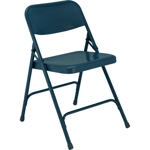 National Public Seating 200 Series Industrial Folding Chair