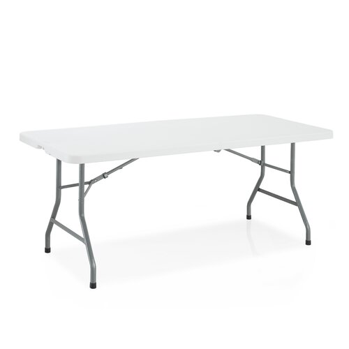 "National Public Seating Blow Molded 72"" Rectangular Folding Tables"