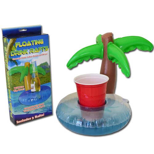 GoPong Palm Island Pool Cooler