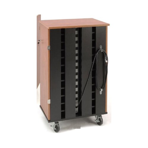 Oklahoma Sound Corporation 24-Compartment Charging Storage Cart