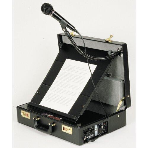 Oklahoma Sound Corporation PA-In-Case Sound Attache 20 Watt Lentern PA
