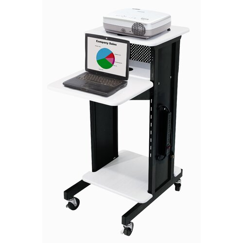 Oklahoma Sound Corporation Premium Presentation Cart
