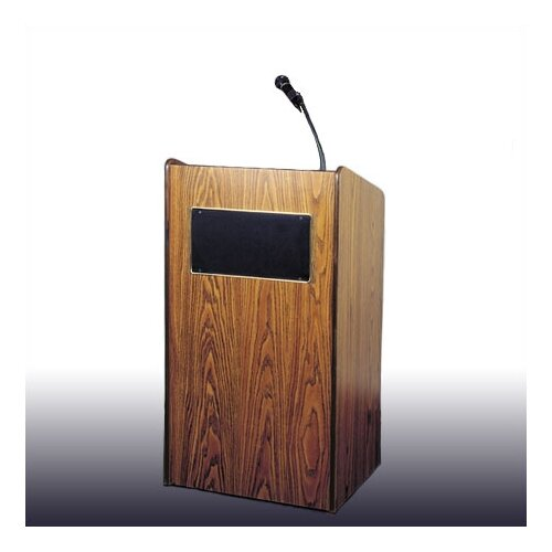 Oklahoma Sound Corporation Aristocrat Floor Sound Full Podium