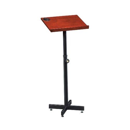 Oklahoma Sound Corporation Veneer Radius Speaker Stand