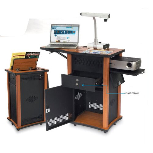Oklahoma Sound Corporation Multimedia Cart