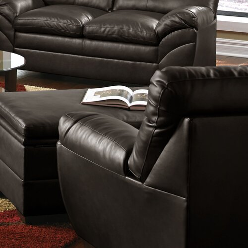 Soho Bonded Leather Chair