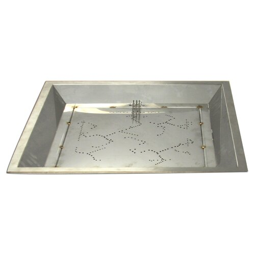 The Outdoor GreatRoom Company Square Burner
