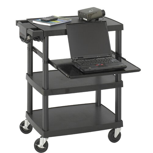Safco Products Company Multimedia Projector Cart