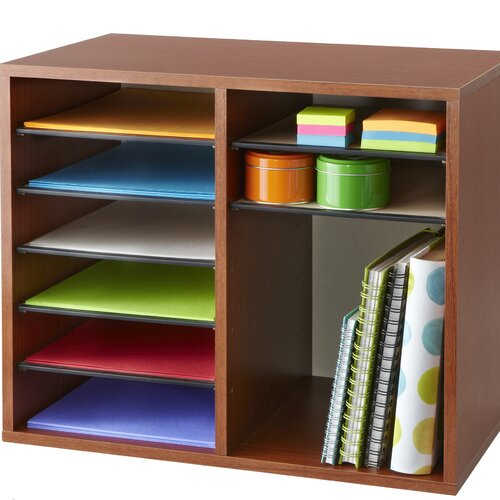 Safco Products Company Adjustable Literature Organizer