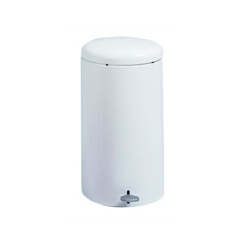 Safco Products Company 7-Gal. Round Step-On Receptacle