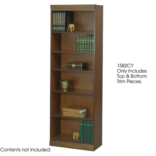 "Safco Products Company Trim Kit for WorkSpace Baby 24"" Bookcase"